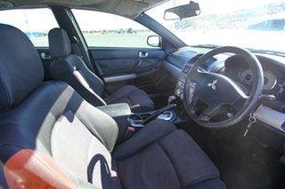 2006 Mitsubishi 380 DB Series 2 SX White 5 Speed Sports Automatic Sedan.
