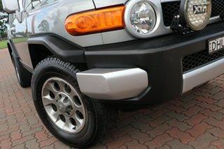 2012 Toyota FJ Cruiser GSJ15R Titanium 5 Speed Automatic SUV.