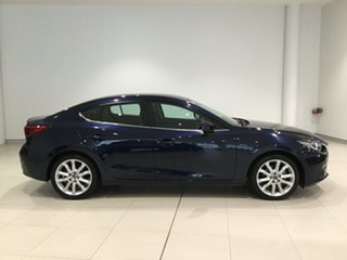 2014 Mazda 3 BM5236 SP25 SKYACTIV-MT GT Deep Blue 6 Speed Manual Sedan.