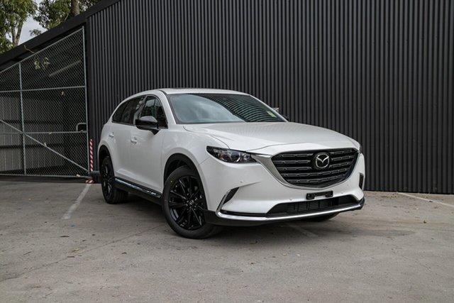 New Mazda CX-9 Mornington, 2021 Mazda CX-9 CX-9 L 6AUTO GT SP FWD Snowflake White Pearl Wagon