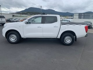 2016 Nissan Navara D23 RX 4x2 White 6 Speed Manual Utility