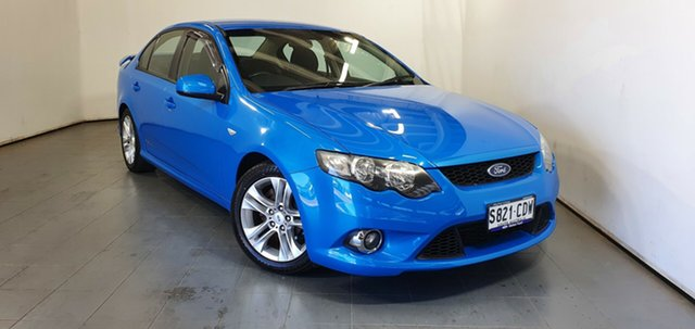 Used Ford Falcon FG XR6 Elizabeth, 2011 Ford Falcon FG XR6 Blue 6 Speed Sports Automatic Sedan