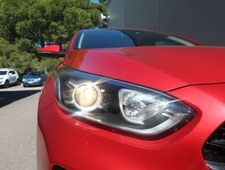 2019 Kia Cerato BD MY19 S Red 6 Speed Sports Automatic Sedan.