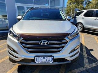 2018 Hyundai Tucson TL3 MY19 Highlander D-CT AWD Silver 7 Speed Sports Automatic Dual Clutch Wagon.