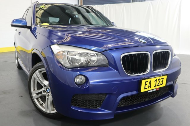 Used BMW X1 E84 LCI xDrive28i Steptronic AWD Castle Hill, 2013 BMW X1 E84 LCI xDrive28i Steptronic AWD Blue 8 Speed Sports Automatic Wagon