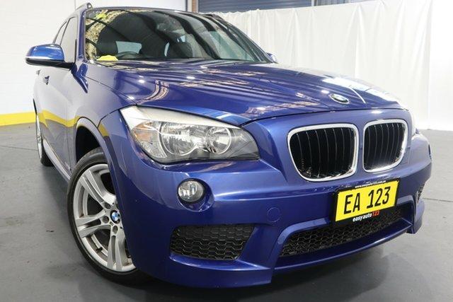 Used BMW X1 E84 LCI xDrive28i Steptronic AWD Castle Hill, 2013 BMW X1 E84 LCI xDrive28i Steptronic AWD Blue 8 Speed Sports Automatic Wagon