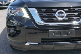 2019 Nissan Pathfinder R52 Series III MY19 Ti X-tronic 2WD Black 1 Speed Constant Variable Wagon