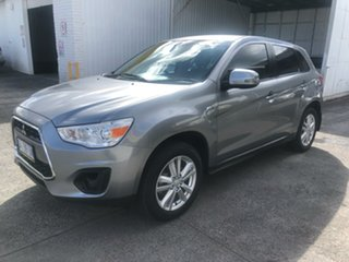 2014 Mitsubishi ASX XB MY14 Grey 6 Speed Sports Automatic Wagon