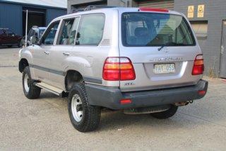 1999 Toyota Landcruiser FZJ105R GXL (4x4) Silver 5 Speed Manual 4x4 Wagon
