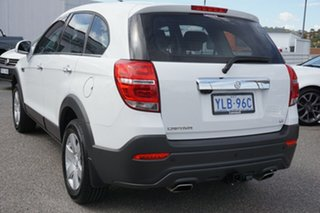 2016 Holden Captiva CG MY16 LS 2WD White 6 Speed Sports Automatic Wagon