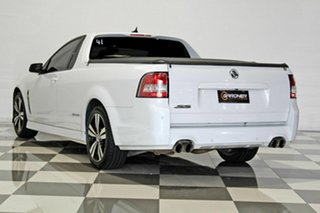 2014 Holden Ute VF SS Storm White 6 Speed Automatic Utility