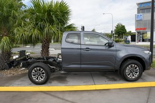 2021 Mazda BT-50 TFS40J XT Freestyle Ingot Silver 6 Speed Sports Automatic Cab Chassis.