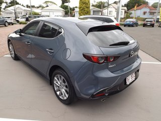 2019 Mazda 3 BP2H7A G20 SKYACTIV-Drive Pure Polymetal Grey 6 Speed Sports Automatic Hatchback