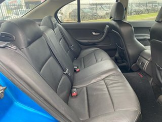 2003 Ford Falcon BA XR6 Turbo Blue 5 Speed Manual Sedan