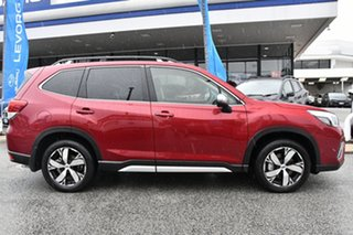 2020 Subaru Forester S5 MY20 2.5i-S CVT AWD Crimson Red 7 Speed Constant Variable Wagon