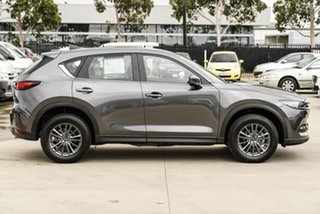 2020 Mazda CX-5 KF4WLA Touring SKYACTIV-Drive i-ACTIV AWD Grey 6 Speed Sports Automatic Wagon