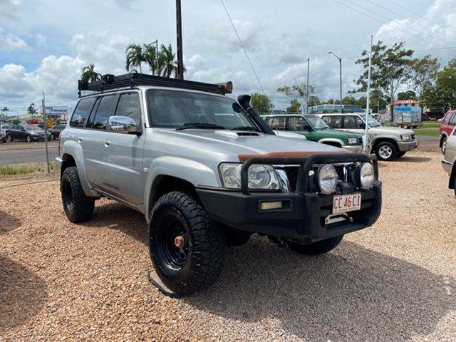 Used Nissan Patrol GU 5 MY07 ST Pinelands, 2007 Nissan Patrol GU 5 MY07 ST Silver 5 Speed Manual Wagon