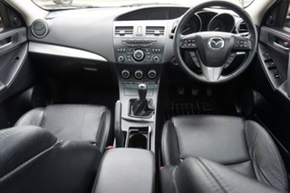 2012 Mazda 3 BL10L2 MY13 SP25 Graphite 6 Speed Manual Sedan