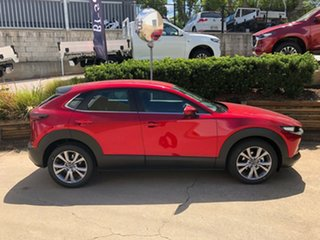 2021 Mazda CX-30 DM2W7A G20 SKYACTIV-Drive Evolve Red 6 Speed Sports Automatic Wagon.