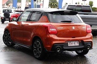 2020 Suzuki Swift AZ Series II Sport Flame Orange & Black 6 Speed Sports Automatic Hatchback.