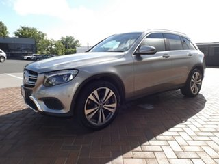 2019 Mercedes-Benz GLC-Class X253 809MY GLC250 d 9G-Tronic 4MATIC Silver 9 Speed Sports Automatic