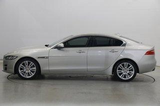 2016 Jaguar XE X760 MY16 Portfolio Bronze 8 Speed Sports Automatic Sedan.