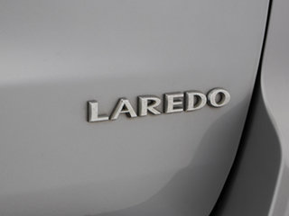 2013 Jeep Grand Cherokee WK MY14 Laredo (4x2) Silver 8 Speed Automatic Wagon