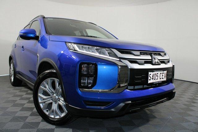 Used Mitsubishi ASX XD MY21 LS 2WD Wayville, 2020 Mitsubishi ASX XD MY21 LS 2WD Lightning Blue 1 Speed Constant Variable Wagon
