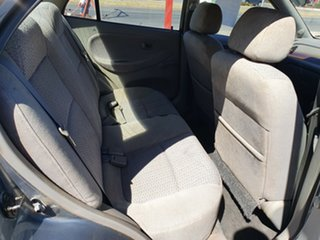 2000 Kia Rio LS Grey 4 Speed Automatic Hatchback