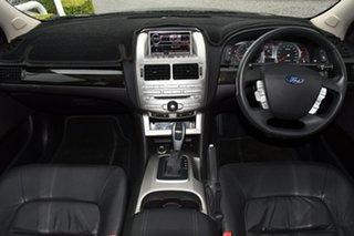 2009 Ford Falcon FG G6E Black 6 Speed Sports Automatic Sedan