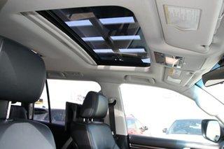 2016 Toyota Landcruiser VDJ200R Sahara White 6 Speed Sports Automatic Wagon