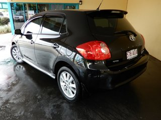 2008 Toyota Corolla ZRE152R Levin SX Black 4 Speed Automatic Hatchback.