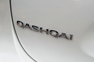 2017 Nissan Qashqai J11 TI White 1 Speed Constant Variable SUV