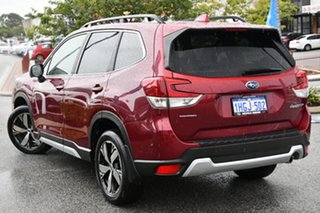 2020 Subaru Forester S5 MY20 2.5i-S CVT AWD Crimson Red 7 Speed Constant Variable Wagon.