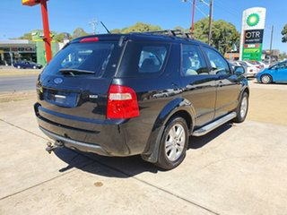 2008 Ford Territory SY TX Black 4 Speed Sports Automatic Wagon
