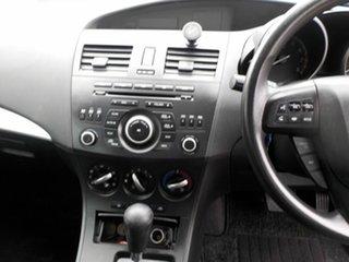 2013 Mazda 3 BL Series 2 MY13 Maxx Sport Blue 5 Speed Automatic Hatchback