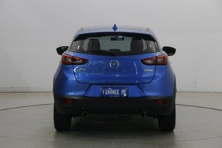 2017 Mazda CX-3 DK2W76 Maxx SKYACTIV-MT Blue 6 Speed Manual Wagon