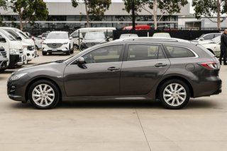 2011 Mazda 6 GH1052 MY12 Touring Grey 5 Speed Sports Automatic Wagon