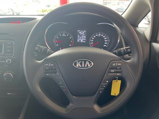 2014 Kia Cerato YD MY14 S Silver 6 Speed Sports Automatic Hatchback