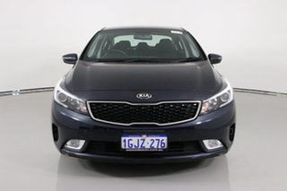 2017 Kia Cerato YD MY17 S Blue 6 Speed Auto Seq Sportshift Sedan.