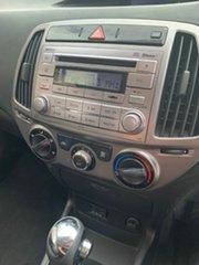 2015 Hyundai i20 PB MY15 Active Black 4 Speed Automatic Hatchback