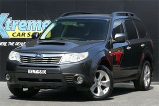2008 Subaru Forester S3 MY09 XT AWD Premium Grey 4 Speed Sports Automatic Wagon.