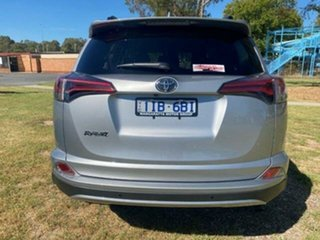 2016 Toyota RAV4 ZSA42R MY17 GXL (2WD) Silver Sky Continuous Variable Wagon