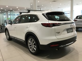 2019 Mazda CX-9 TC GT SKYACTIV-Drive i-ACTIV AWD Snowflake White 6 Speed Sports Automatic Wagon