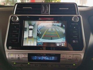 2019 Toyota Landcruiser Prado GDJ150R VX Silver Pearl 6 Speed Sports Automatic Wagon