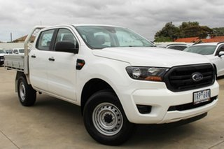 2020 Ford Ranger PX MkIII 2020.25MY XL White 6 Speed Sports Automatic Double Cab Chassis