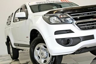 2019 Holden Colorado RG MY19 LS (4x2) (5Yr) White 6 Speed Automatic Crew Cab Pickup.