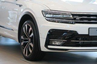2020 Volkswagen Tiguan 5N MY20 162TSI DSG 4MOTION Highline White 7 Speed.