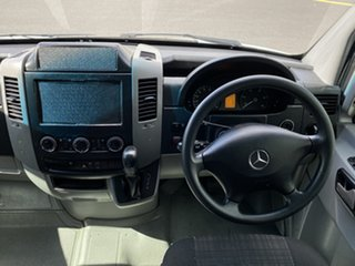 2012 Mercedes-Benz Sprinter NCV3 MY12 319CDI Low Roof MWB 7G-Tronic White 7 Speed Sports Automatic