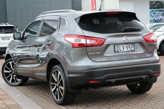 2017 Nissan Qashqai J11 TI Grey 1 Speed Constant Variable SUV.